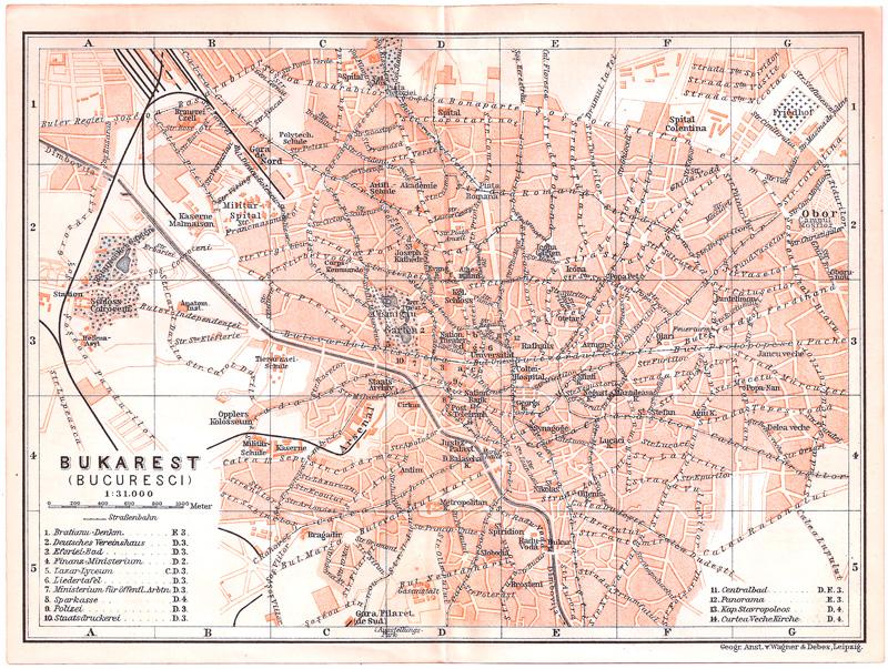 Bucuresti 1900 Alex Galmeanu S Blog