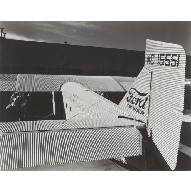 BRETT WESTON 1911-1993 - FORD TRIMOTOR - 22,500 USD - © Sotheby's