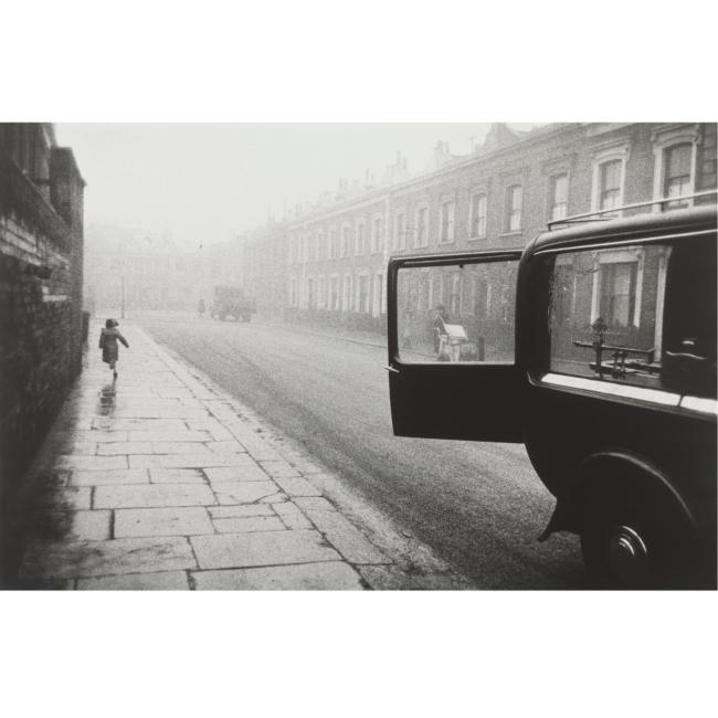 ROBERT FRANK - B. 1924 - 'LONDON' (HEARSE) - 98,500 USD - © Sotheby's