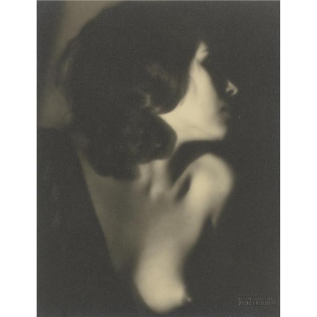 FRANTIšEK DRTIKOL 1883-1961 - NUDE - 53,125 USD - © Sotheby's