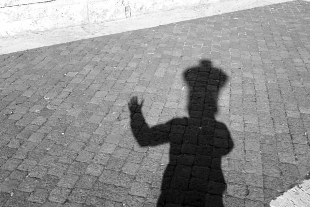 Say Hello - Self-portrait
