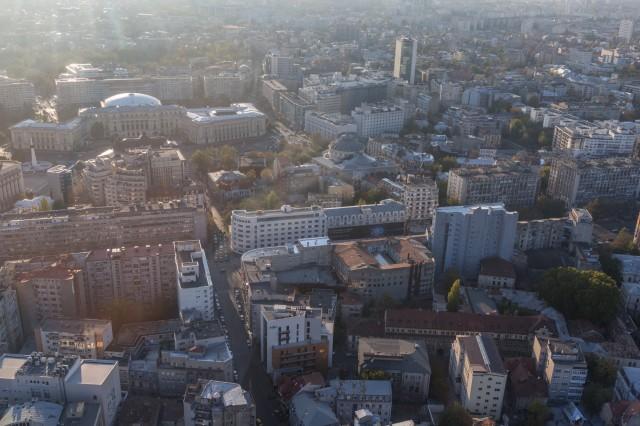 Palatul Regal, Balcescu, Ateneu, Calea Victoriei