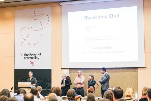 Power of Storytelling - Cluj