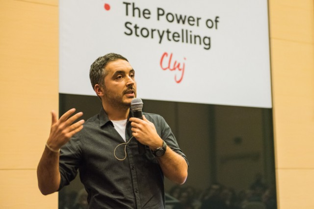 Power of Storytelling - Cluj