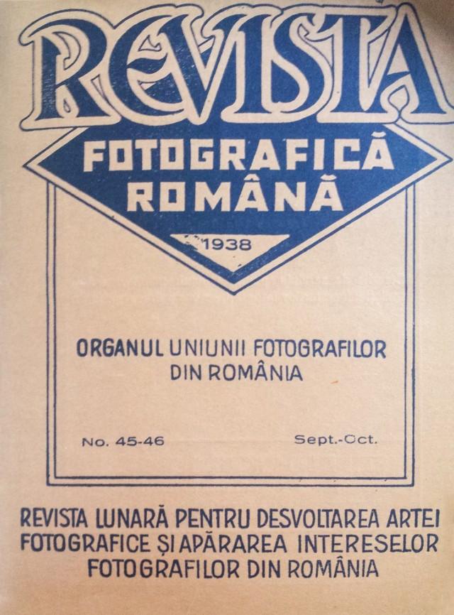 Revista Fotografica Romana