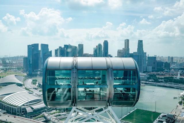 Landscape, Singapore