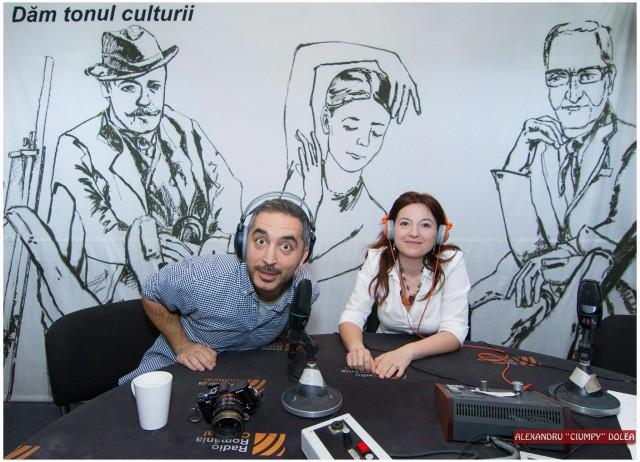 Radio Romania Cultural.